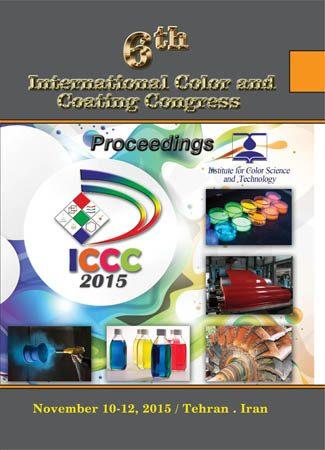 مجموعه مقالات ششمین کنگره بین المللی رنگ و پوشش